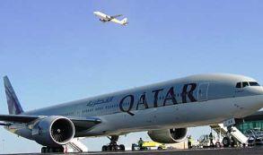 Qatar Airways B777-300ER