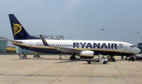 Ryanair obtuvo 1.088 millones de euros de beneficios en el primer semestre