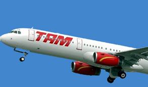 Autorizada TAM a volar de Brasilia a Punta Cana