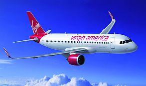 Virgin America A320neo 2