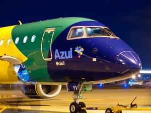 Azul descarta criação de novos voos internacionais
