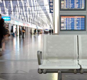 espera aeropuerto