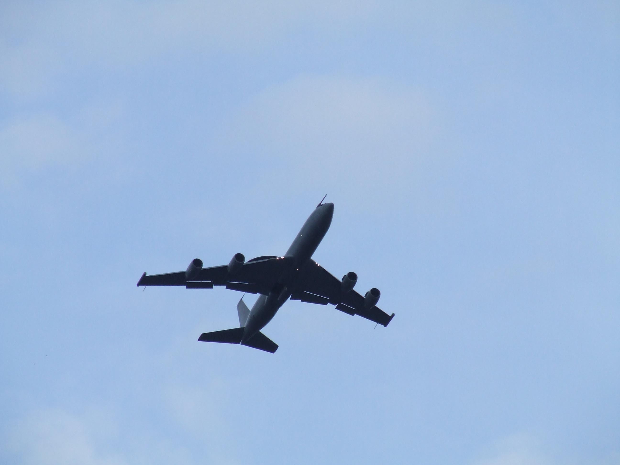 El avión transporta menos pasajeros que tras el 11-S