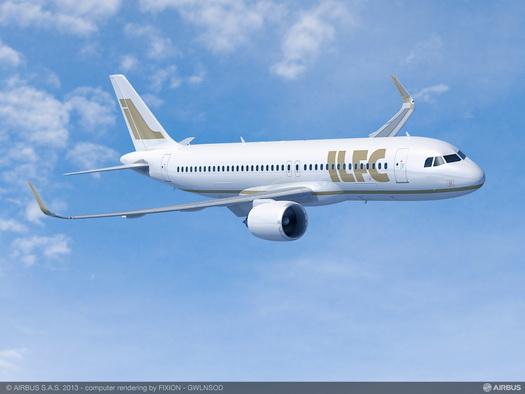 ILFC adquiere 50 aviones más de la Familia A320neo
