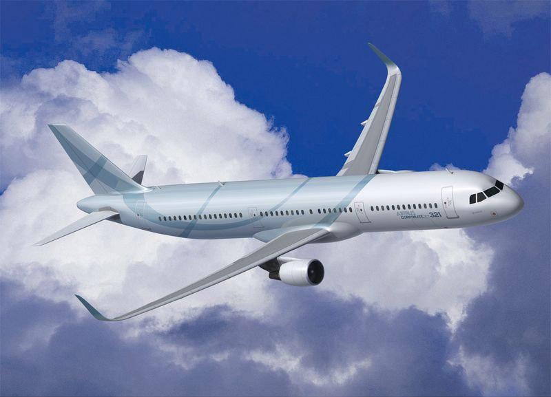 Comlux se convierte en el primer cliente en recibir el Airbus ACJ321