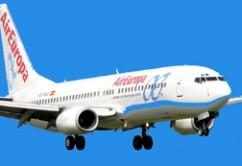 Air Europa B737-400