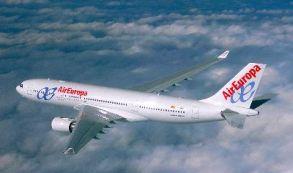Air Europa inicia su ruta Madrid-Frankfurt y estrenará conexión a Munich en mayo