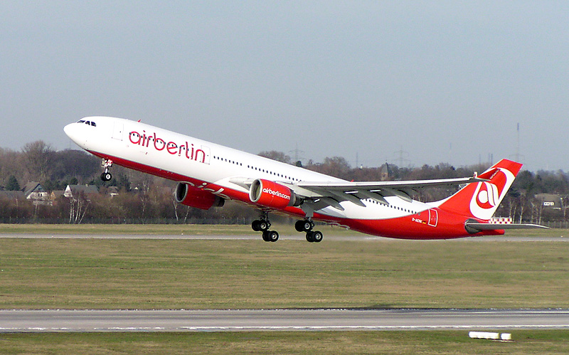 Airberlin to cease operating as part of oneworld from 28 October