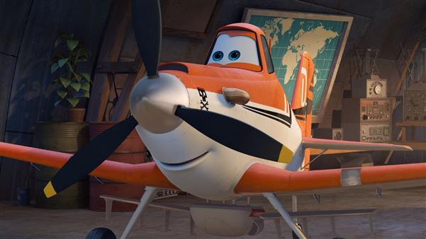 La pantalla grande levanta vuelo con la nueva animación de Disney