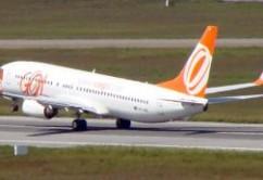 GOL B737-800 takeoff E.Moura