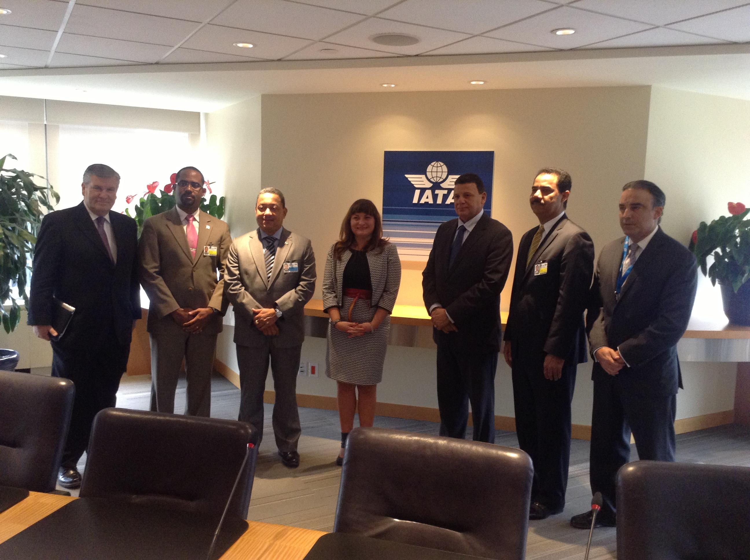 IATA y el IDAC firmaron un convenio de Regional Training Partnership