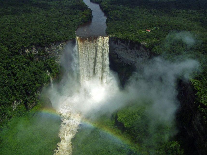 Las bondades caribeñas de Guyana