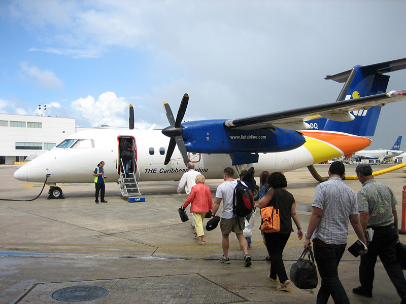 Antigua submits official proposal to purchase Barbados' shares in LIAT