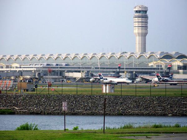 Caos en aeropuerto de EU