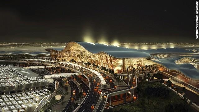Los 5 aeropuertos del futuro están en el Medio Oriente