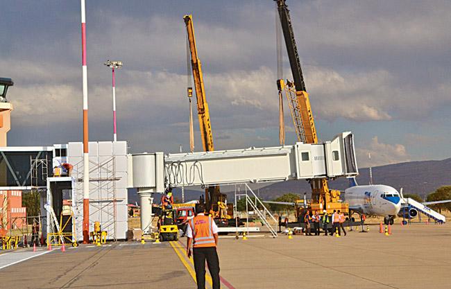 Elogian a Bolivia por avanzar en facilidades aeroportuarias