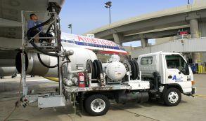 combustibles avion