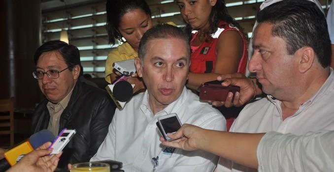 Simón Salazar, nuevo administrador del Aeropuerto de Veracruz