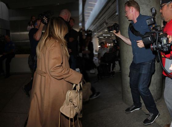 Avión de Khloé Kardashian hace aterrizaje de emergencia
