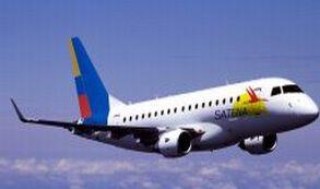 Aerolínea Satena lanza ruta directa Bogotá – Apartadó – Bogotá