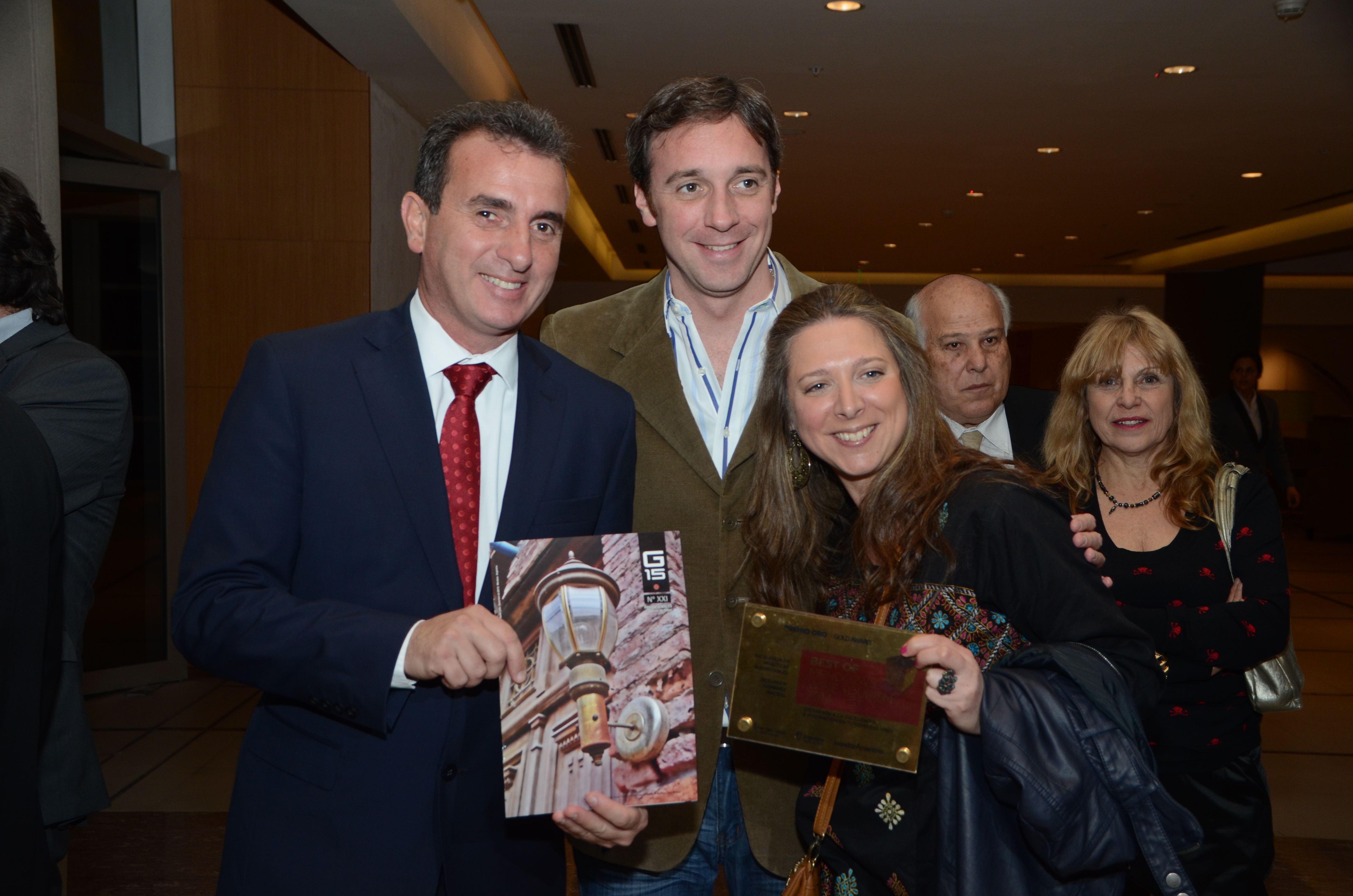 """Obtuvo oro en los galardones """"Best Of Mendoza's Wine Tourism"""""""