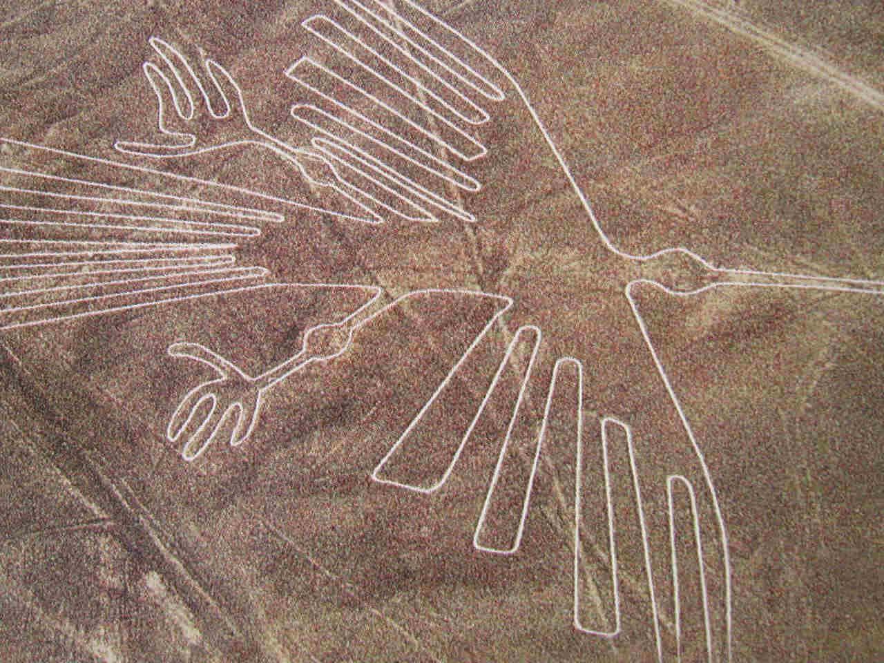 La misteriosa belleza de las Líneas de Nazca