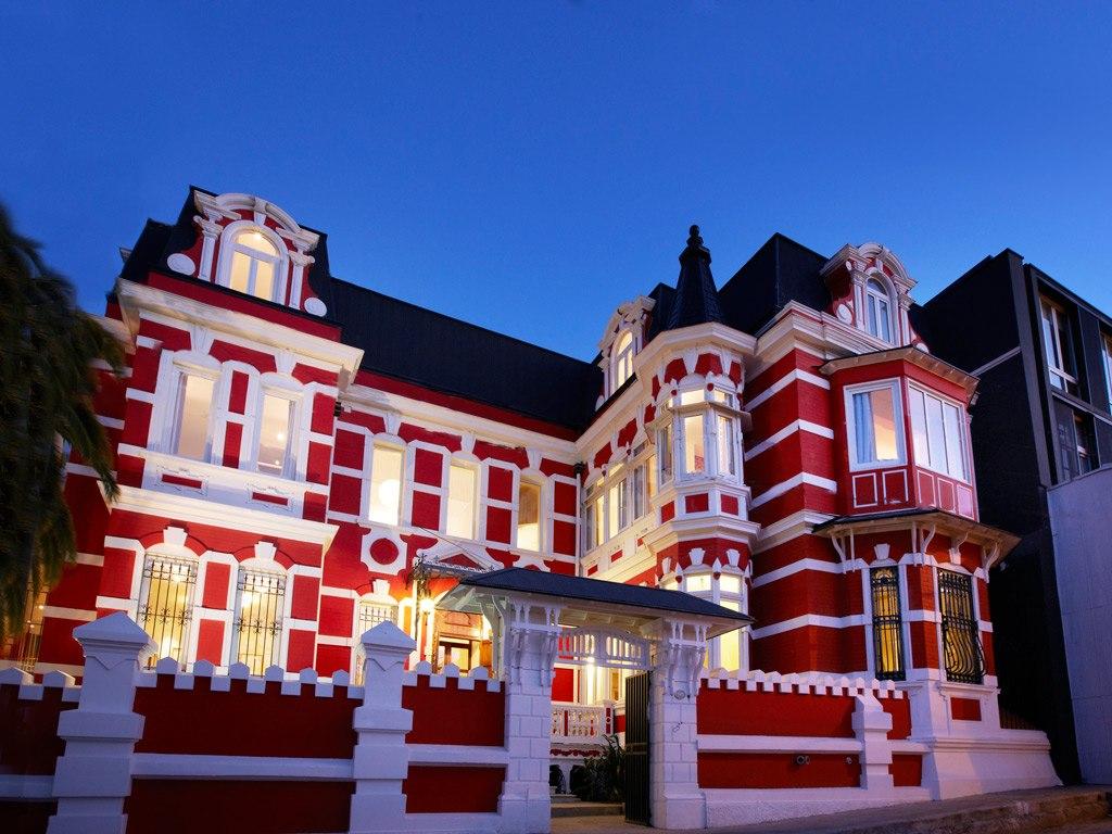 Astoreca, un hotel-palacio al fin del mundo