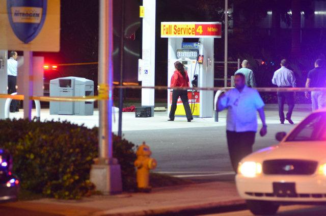 Policía herido en enfrentamiento cerca del aeropuerto de Miami