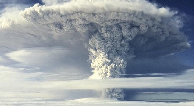 Aviones con detectores de ceniza volcánica para que no se repita lo de Islandia