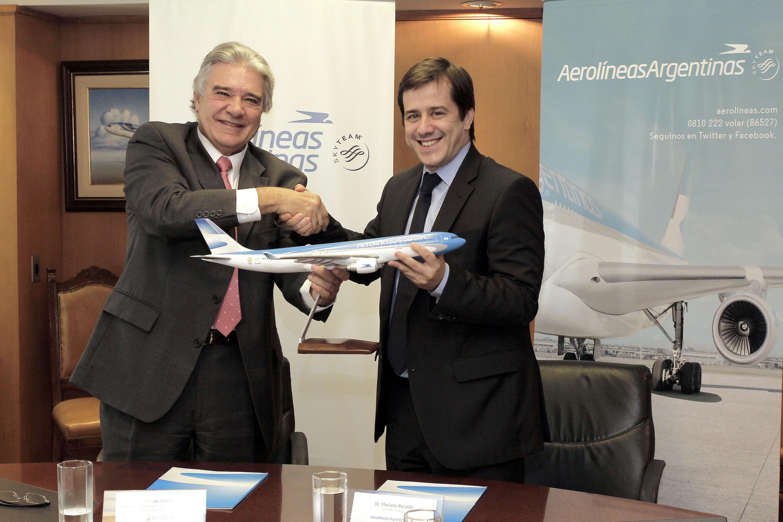 Aerolíneas Argentinas compra nuevos aviones Airbus A-330 para sus rutas internacionales