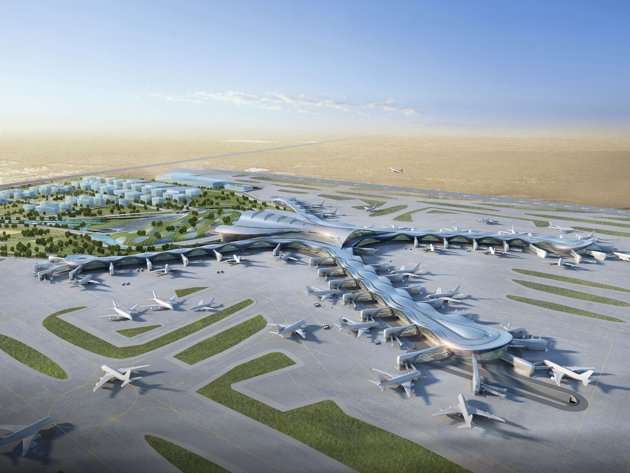 Abu Dhabi international airport installs new technology to enhance passenger experience
