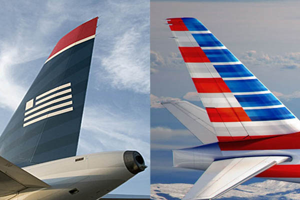 american airlines fusion us airways