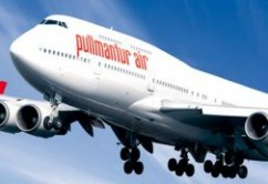 Pullmantur Air B747-400