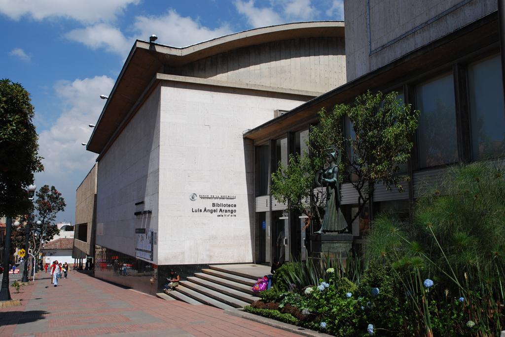 Soñar con ópera en la biblioteca de Bogotá