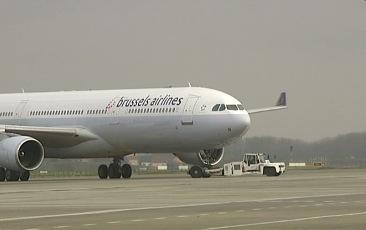 Huelga de pilotos en Brussels Airlines cancela mitad de vuelos