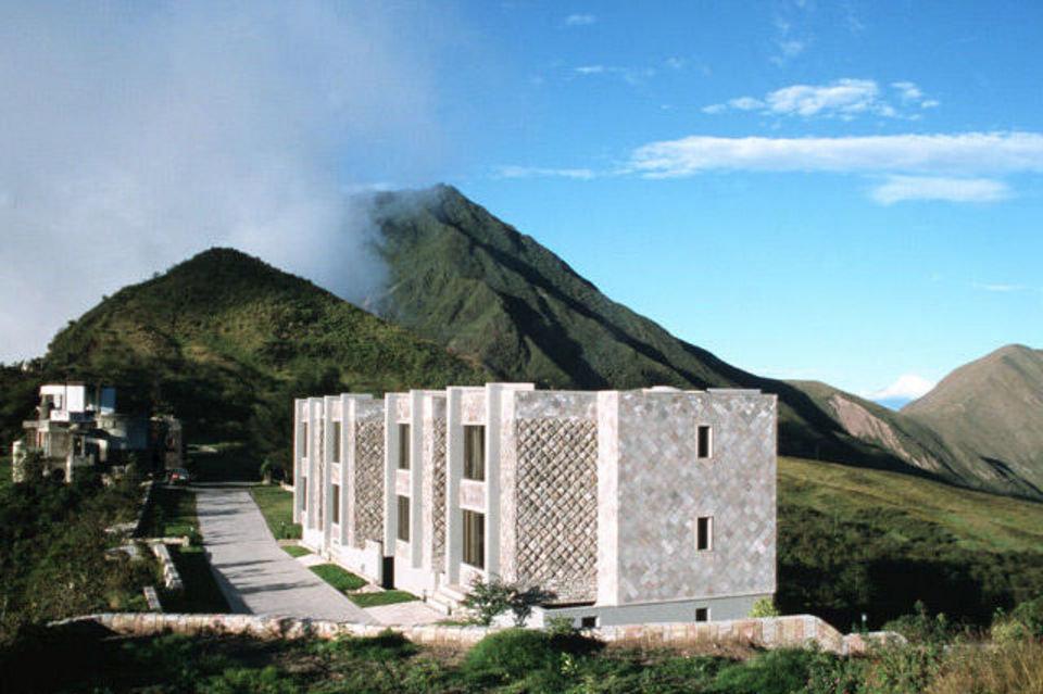 ¿Y si alojamos dentro de un volcán?