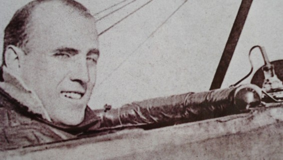 Editorial ALN: Jorge Newbery, un conquistador del cielo