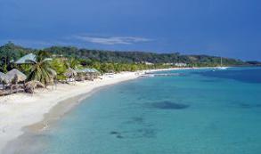 Presidente de Honduras le da bienvenida a turistas salvadoreños