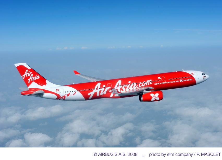 Otro avión de la aerolínea indonesia AirAsia protagonizó un incidente en Filipinas