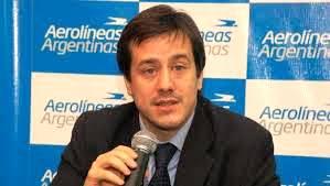 Recalde destacó la decisión de la Justicia española de condenar a los ex directivos de Marsans