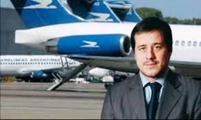 Mariano Recalde: «Nunca tuvimos problemas entre LAN y Aerolíneas Argentinas»