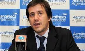 """Recalde: """"Aerolíneas Argentinas es un actor muy importante en el fomento del turismo nacional"""""""