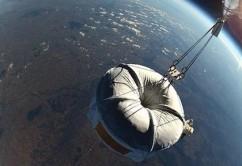 globo espacio