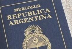 pasaporte Arg