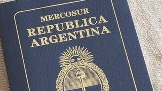 Argentina: Desde hoy, el pasaporte será un 70% más caro