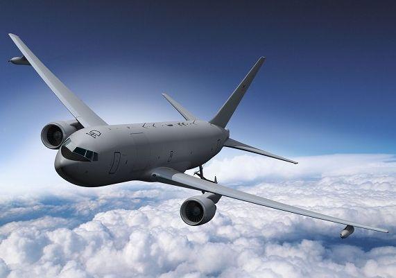 Boeing inicia el ensamblaje del cuarto prototipo del avión cisterna KC-46A