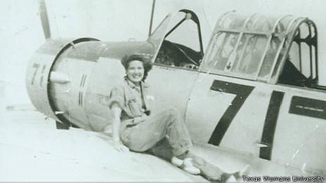 Abuelas aviadoras, pioneras de los derechos de las mujeres en EE.UU.