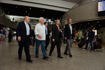 Aeroporto terá «puxadinho» de R$ 3,5 mi lhões para a Copa