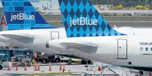 JetBlue duplica su beneficio y gana 247,1 millones hasta septiembre