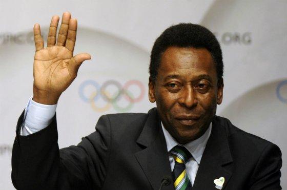 Pelé será embajador de una aerolínea durante el Mundial de Brasil